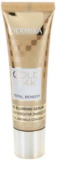 Dermika Gold 24k Total Benefit Verjongende Serum  tegen tekenen van Huidveroudering