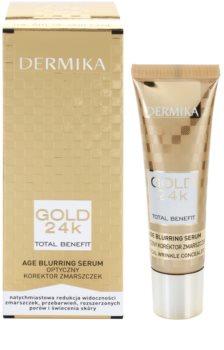 Dermika Gold 24k Total Benefit omladzujúce sérum proti príznakom starnutia