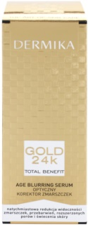 Dermika Gold 24k Total Benefit omlazující sérum proti příznakům stárnutí