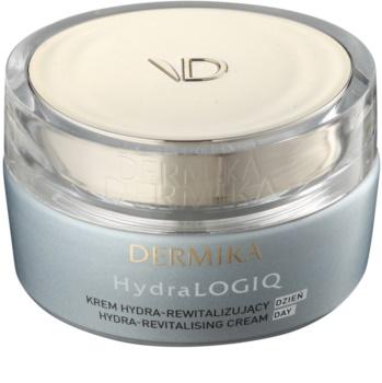 Dermika HydraLOGIQ nappali revitalizáló krém normál és száraz bőrre