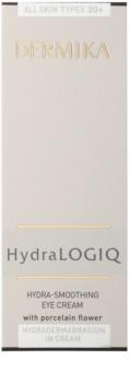 Dermika HydraLOGIQ kisimító szemkörnyékápoló gél 30+