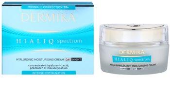 Dermika Hialiq Spectrum crème hydratante à l'acide hyaluronique