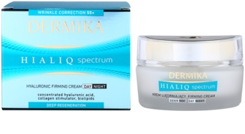 Dermika Hialiq Spectrum crème raffermissante à l'acide hyaluronique