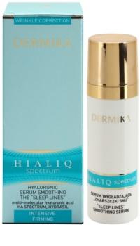 Dermika Hialiq Spectrum ser pentru uniformizare cu acid hialuronic