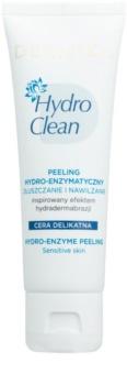 Dermika HydroClean exfoliant enzymatique pour peaux sensibles