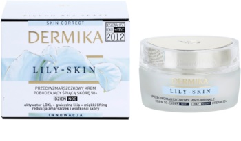 Dermika Lily Skin Invigorating Anti-Wrinkle Cream for Tired Skin