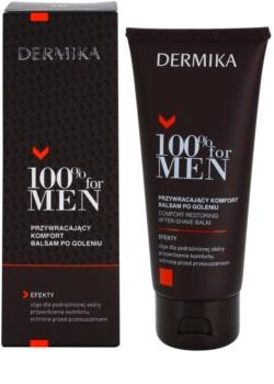 Dermika 100% for Men Kalmerende After Shave Balsem
