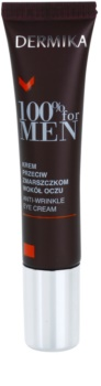 Dermika 100% for Men Anti-Falten Augencreme