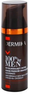 Dermika 100% for Men Smoothing Anti-Wrinkle Cream 40+