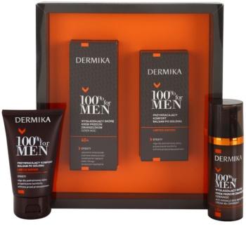 Dermika 100% for Men kozmetická sada I.