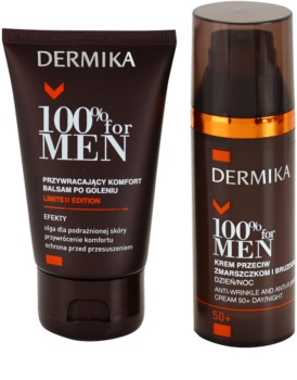 Dermika 100% for Men kosmetická sada II.