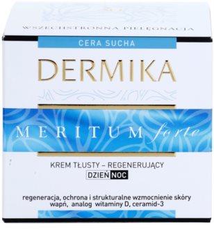 Dermika Meritum Forte krem regenerujący do skóry suchej