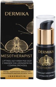 Dermika Mesotherapist liftinges szemkrém érett bőrre