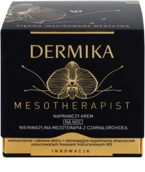 Dermika Mesotherapist Anti - Aging Night Cream For Mature Skin