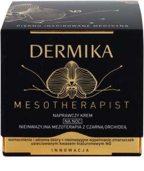 Dermika Mesotherapist obnovující noční krém pro zralou pleť