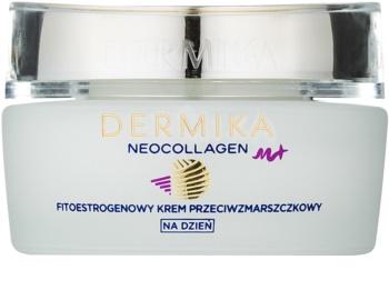 Dermika Neocollagen M+ regenererende dagcrème met fyto-oestrogenen