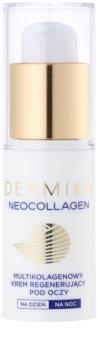 Dermika Neocollagen regeneračný a spevňujúci krém na očné okolie
