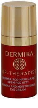 Dermika RF - Therapist crema hidratante para contorno de ojos antiarrugas