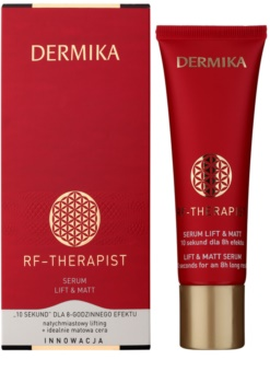 Dermika RF - Therapist sérum facial com efeito lifting para aspeto mate