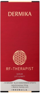 Dermika RF - Therapist sérum facial con efecto lifting de acabado mate