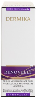 Dermika Renovelle 45+ Facial Serum with Skin Smoothing and Pore Minimizing Effect