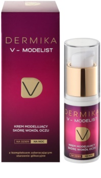 Dermika V-Modelist modelierende Creme für die Augenpartien
