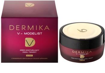 Dermika V-Modelist remodellierende Nachtcreme 60+