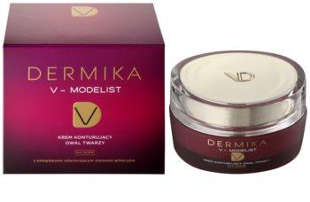 Dermika V-Modelist crema remodelatoare de zi 60+