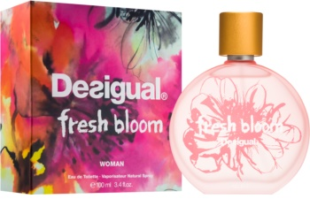 Desigual Fresh Bloom Eau de Toilette Damen 100 ml