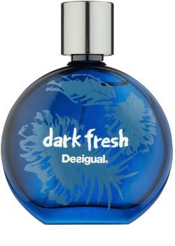 Desigual Dark Fresh toaletna voda za moške 100 ml