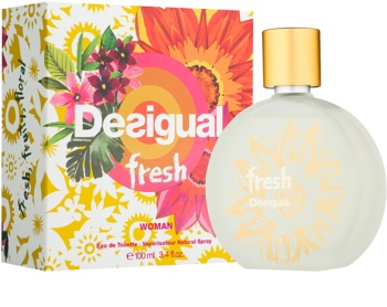 Desigual Fresh Eau de Toilette für Damen 100 ml