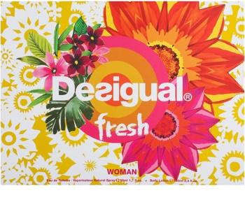 Desigual Fresh ajándékszett II.