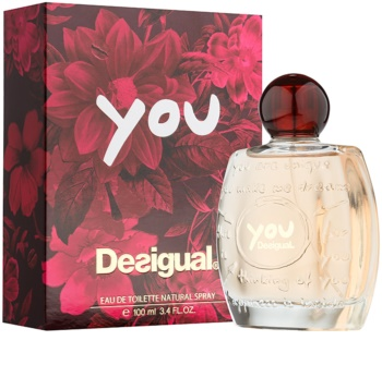 Desigual You Eau de Toilette for Women 100 ml