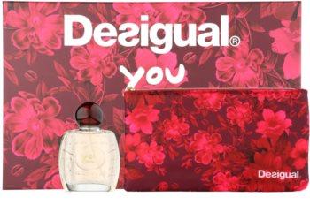 Desigual You Gift Set I. for Women