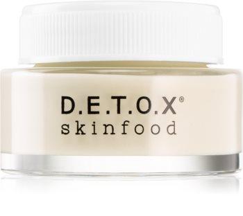 Detox Skinfood Key Ingredients tápláló szemkrém