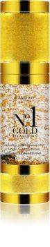 DiAngelo Cosmetics No.1 Gold Hyaluronserum zur sofortigen Aufhellung und Verjüngung der Gesichtshaut