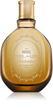 Diesel Fuel for Life Femme Unlimited parfumska voda za ženske 50 ml