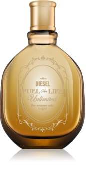Diesel Fuel for Life Unlimited Parfumovaná voda pre ženy 50 ml