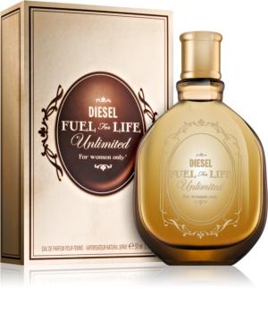 Diesel Fuel for Life Unlimited woda perfumowana dla kobiet 50 ml