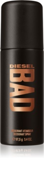 Diesel Bad Deo Spray voor Mannen 97,5 gr