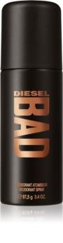 Diesel Bad deospray pre mužov 97,5 g