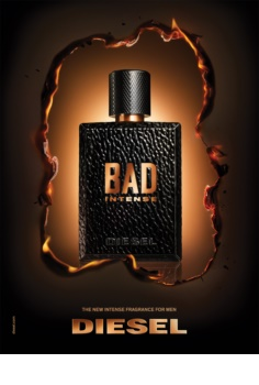 Diesel Bad Intense Eau de Parfum für Herren 125 ml