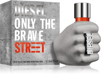 Diesel Only The Brave Street Eau de Toilette for Men 35 ml