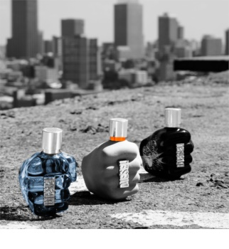 Diesel Only The Brave Street eau de toilette pentru barbati 35 ml