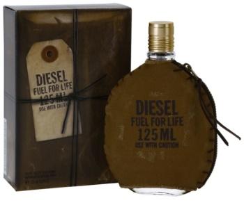Diesel Fuel for Life Eau de Toilette para homens 125 ml