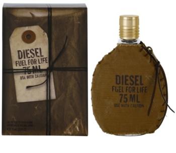 Diesel Fuel for Life Homme woda toaletowa dla mężczyzn 75 ml
