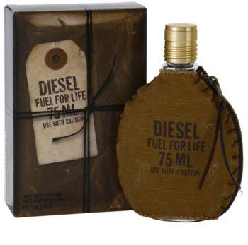 Diesel Fuel for Life toaletní voda pro muže 75 ml