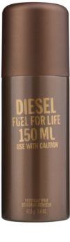 Diesel Fuel for Life dezodorant w sprayu dla mężczyzn 150 ml