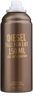 Diesel Fuel for Life Homme déo-spray pour homme 150 ml