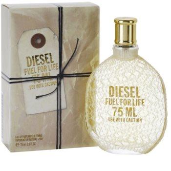 Diesel Fuel for Life Femme Eau de Parfum für Damen 75 ml